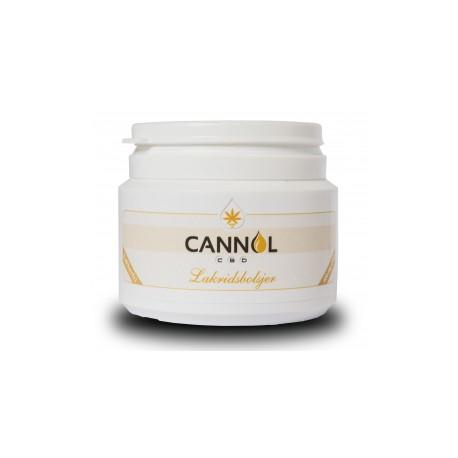 400 mg CBD/CBDA Bolsjer - Lakrids - Cannol