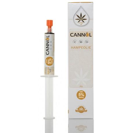 5% CBD/CBDA (10 ml) - Cannol
