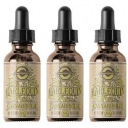 8% CBD 800 mg - 10 ml - RAW Organics