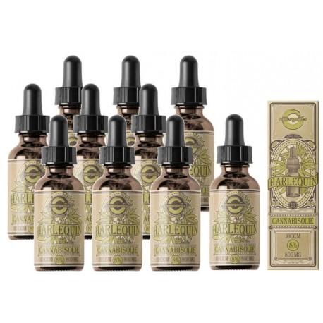 8% CBD 800 mg - 10 ml - RAW Organics