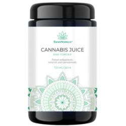 7,5% CBD/CBDa - 750 mg - 30g - Sana Hemp
